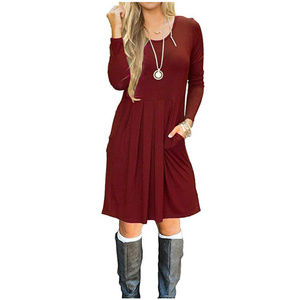 Dresses & Skirts - Casual Dress with Pockets